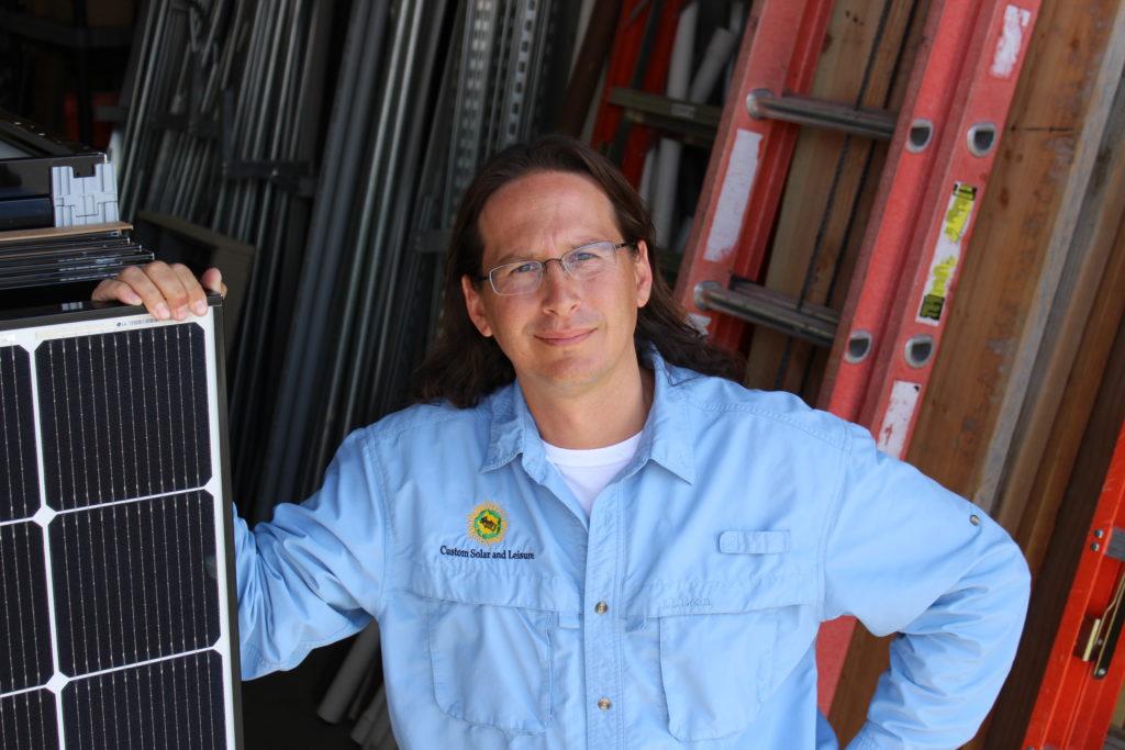 Solar Power Expert Jeff Shoemaker