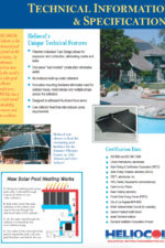 Solar Pool Heating Systems Custom Solar And Leisure
