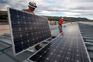 technical requirements for a solar installation